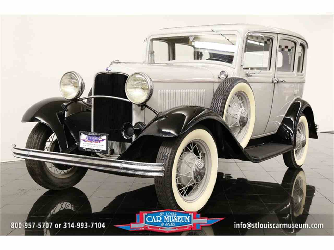 Large Picture of '32 Model B - LWH7