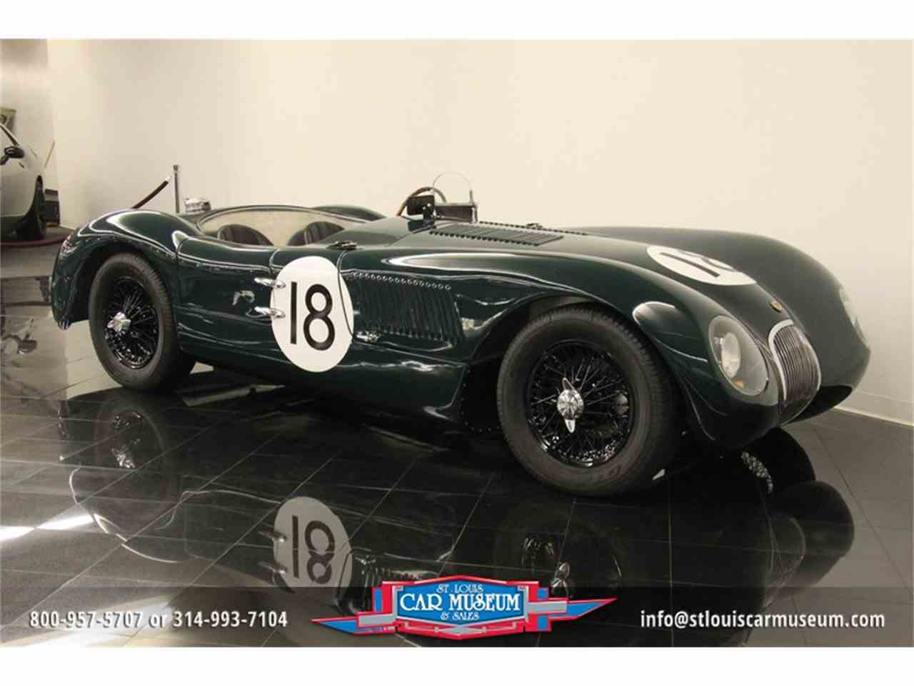 Large Picture of '53 C-Type - LWHN