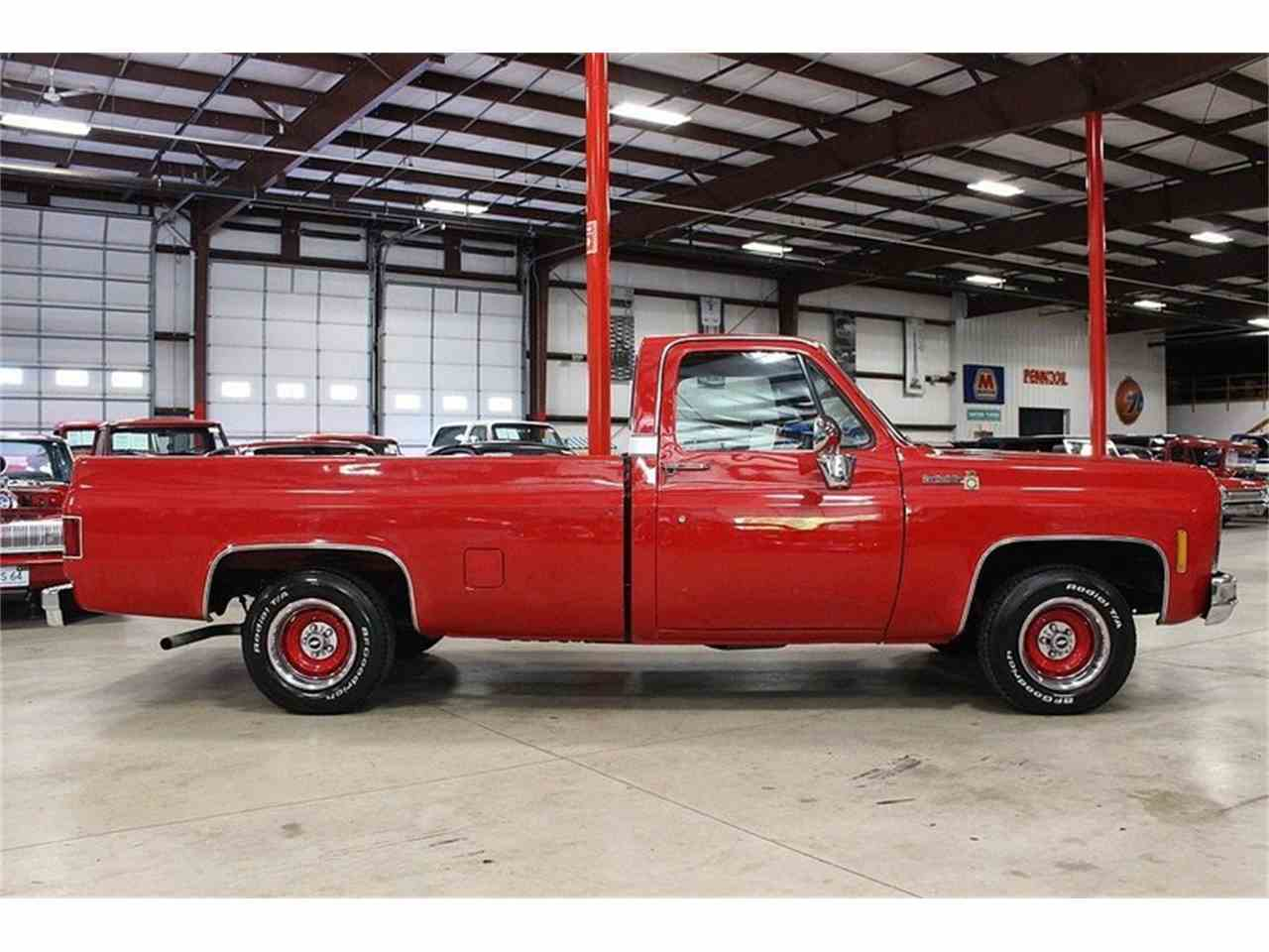 Large Picture of '79 C10 - LV6L