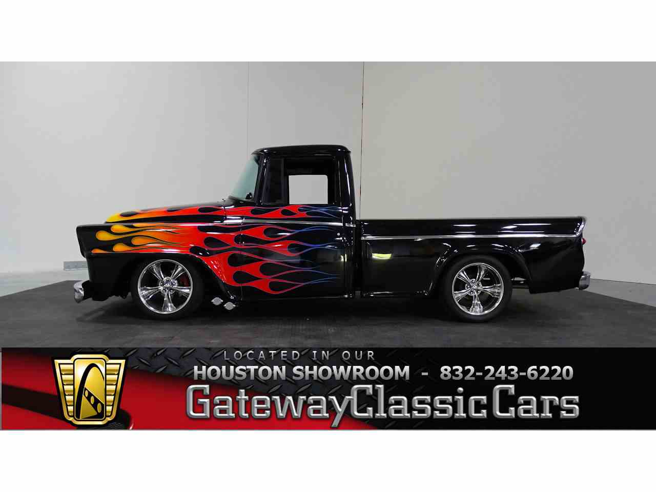 Large Picture of '57 Truck - LWHW