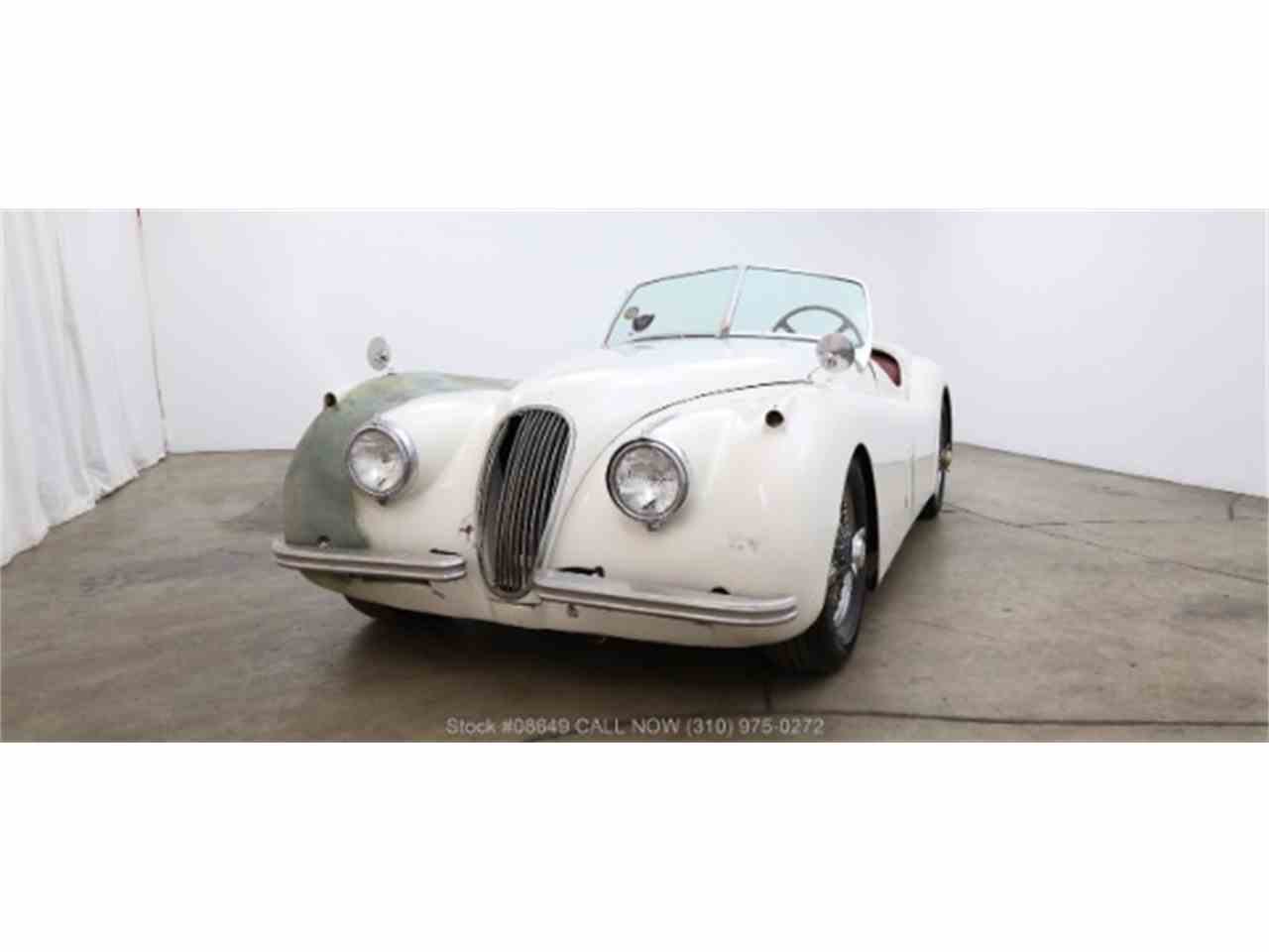 Large Picture of '54 XK120 - LWI1