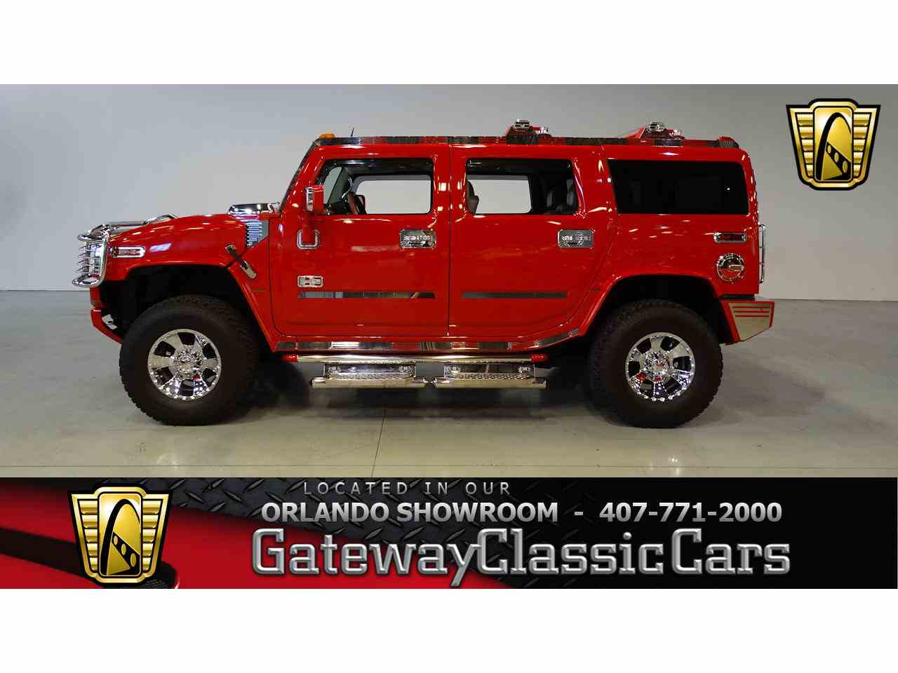 Large Picture of '04 H2 located in Lake Mary Florida Offered by Gateway Classic Cars - Orlando - LWI8