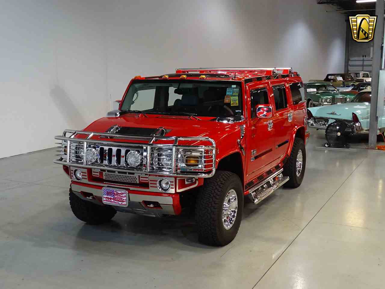 Large Picture of '04 Hummer H2 located in Florida - LWI8