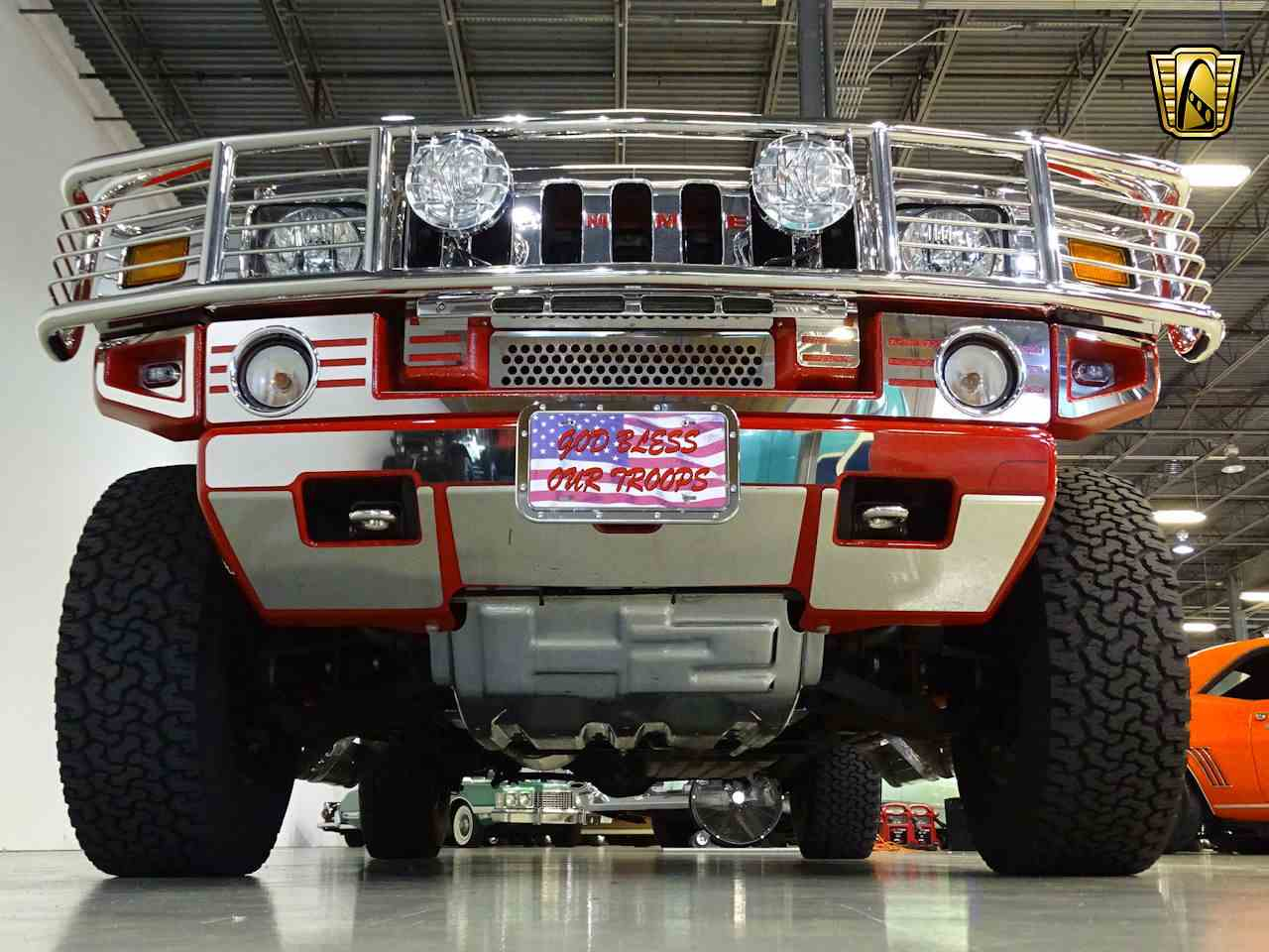 Large Picture of 2004 Hummer H2 - LWI8