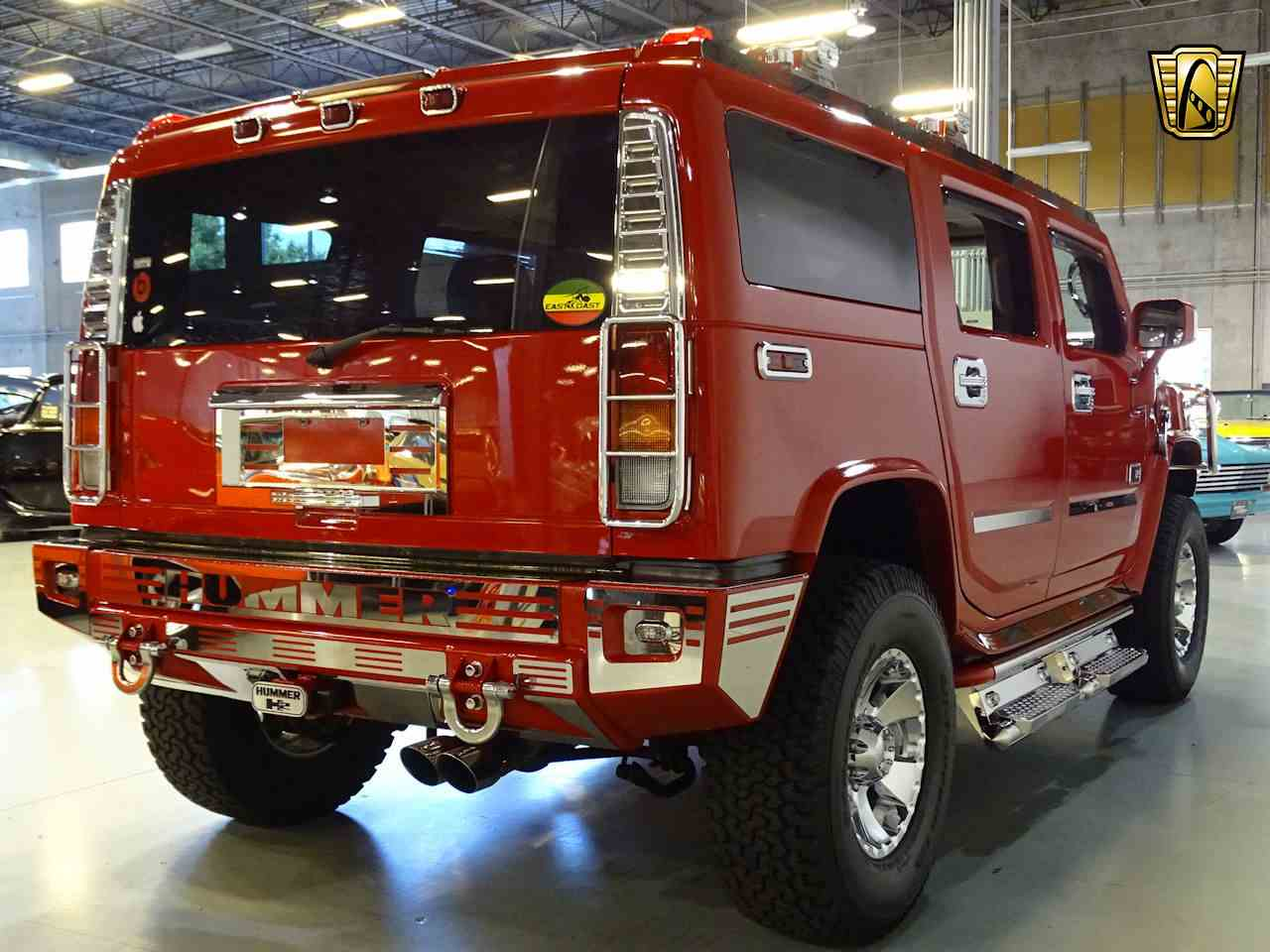 Large Picture of 2004 Hummer H2 located in Lake Mary Florida - $39,995.00 Offered by Gateway Classic Cars - Orlando - LWI8