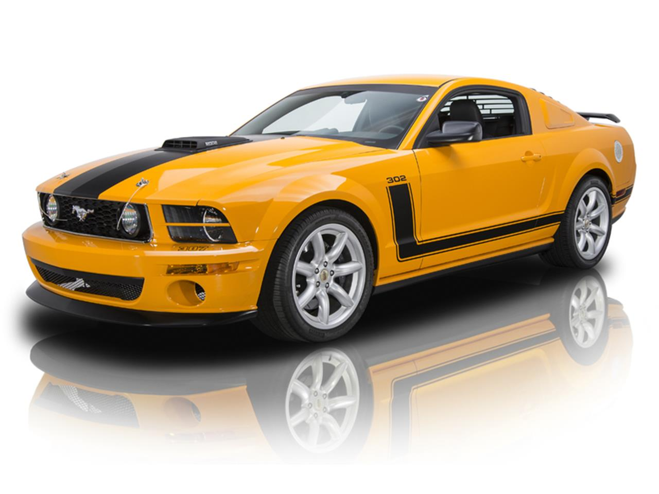 Large Picture of '07 Mustang - LWIA