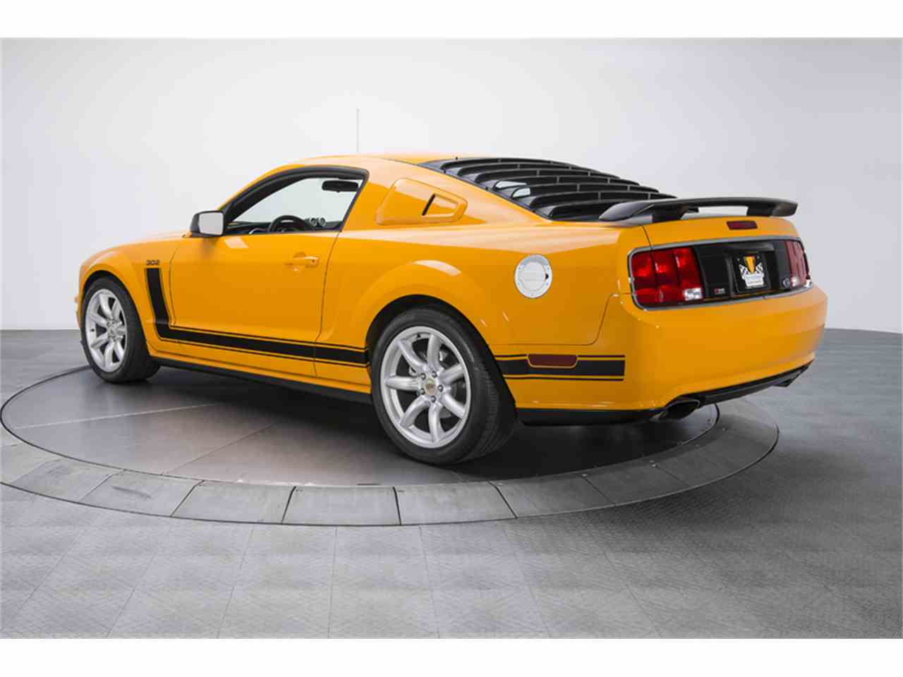 Large Picture of '07 Ford Mustang located in Charlotte North Carolina - LWIA