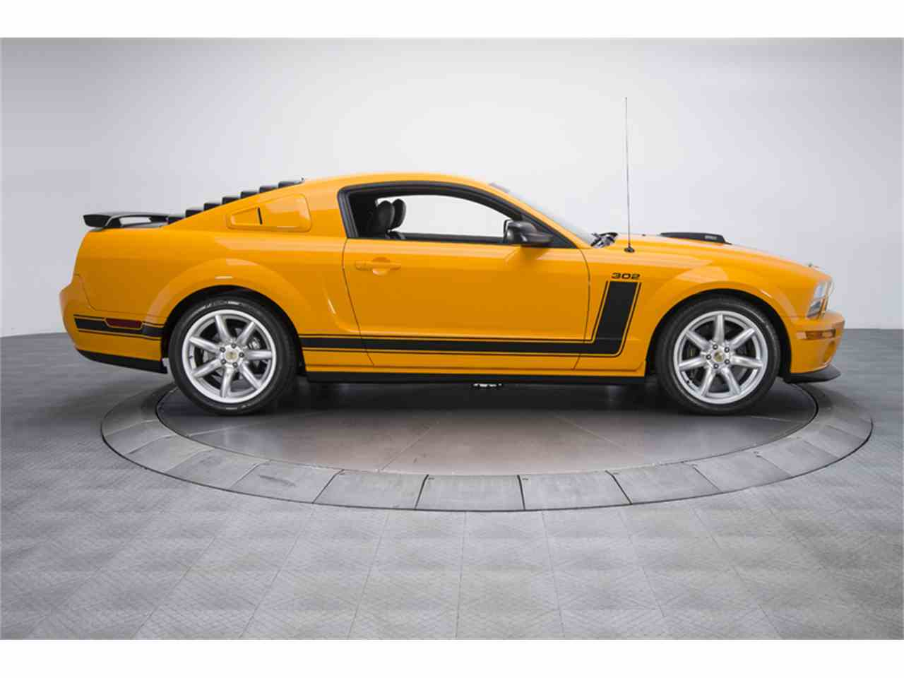 Large Picture of 2007 Ford Mustang located in Charlotte North Carolina Offered by RK Motors Charlotte - LWIA
