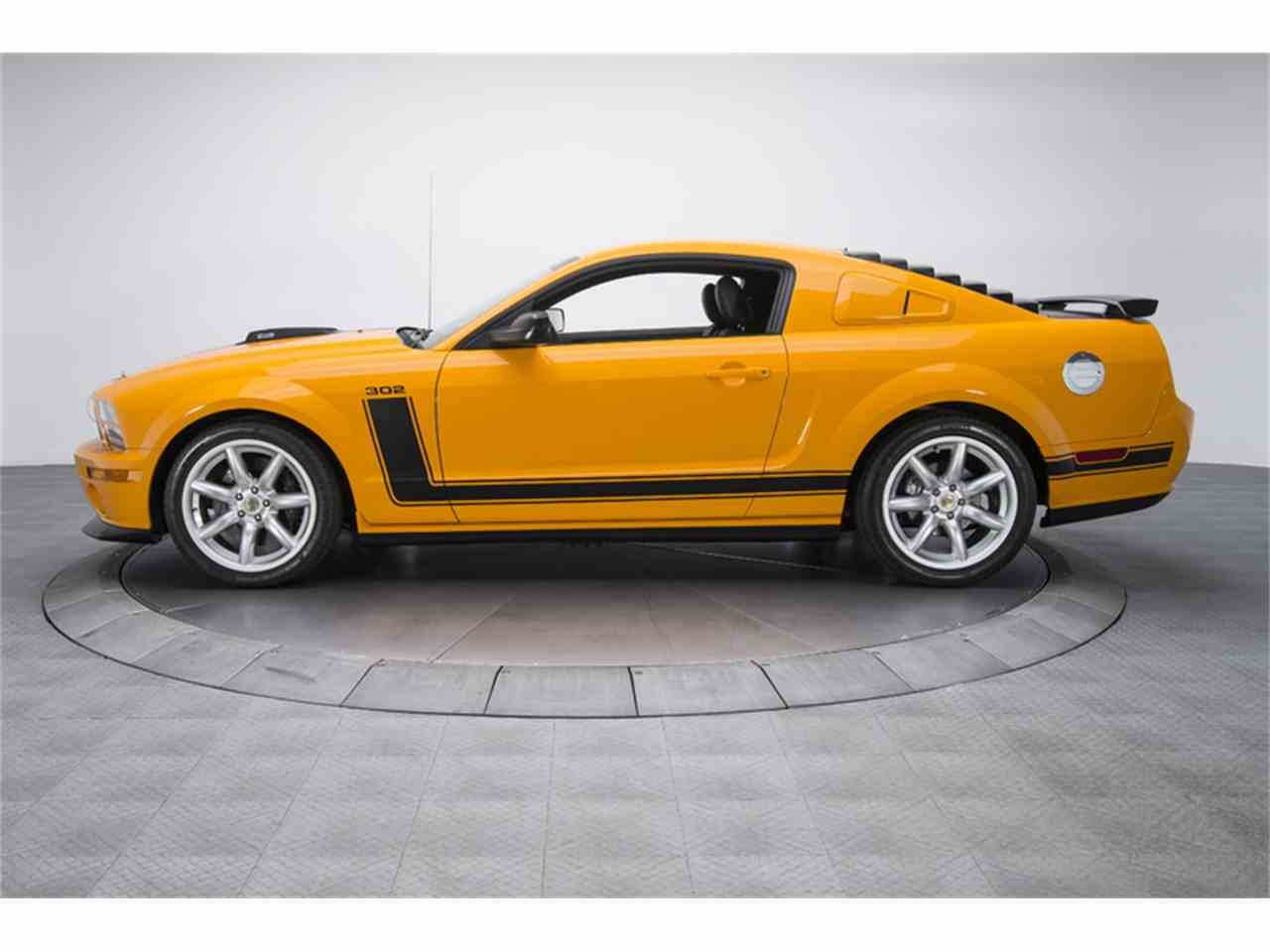 Large Picture of '07 Ford Mustang located in Charlotte North Carolina - $42,900.00 Offered by RK Motors Charlotte - LWIA