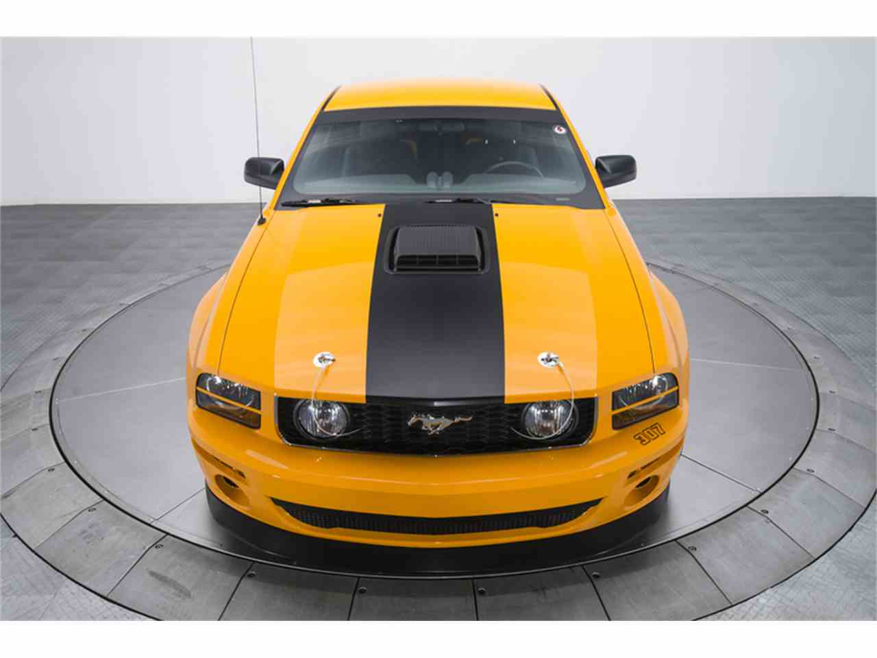 Large Picture of '07 Ford Mustang - LWIA