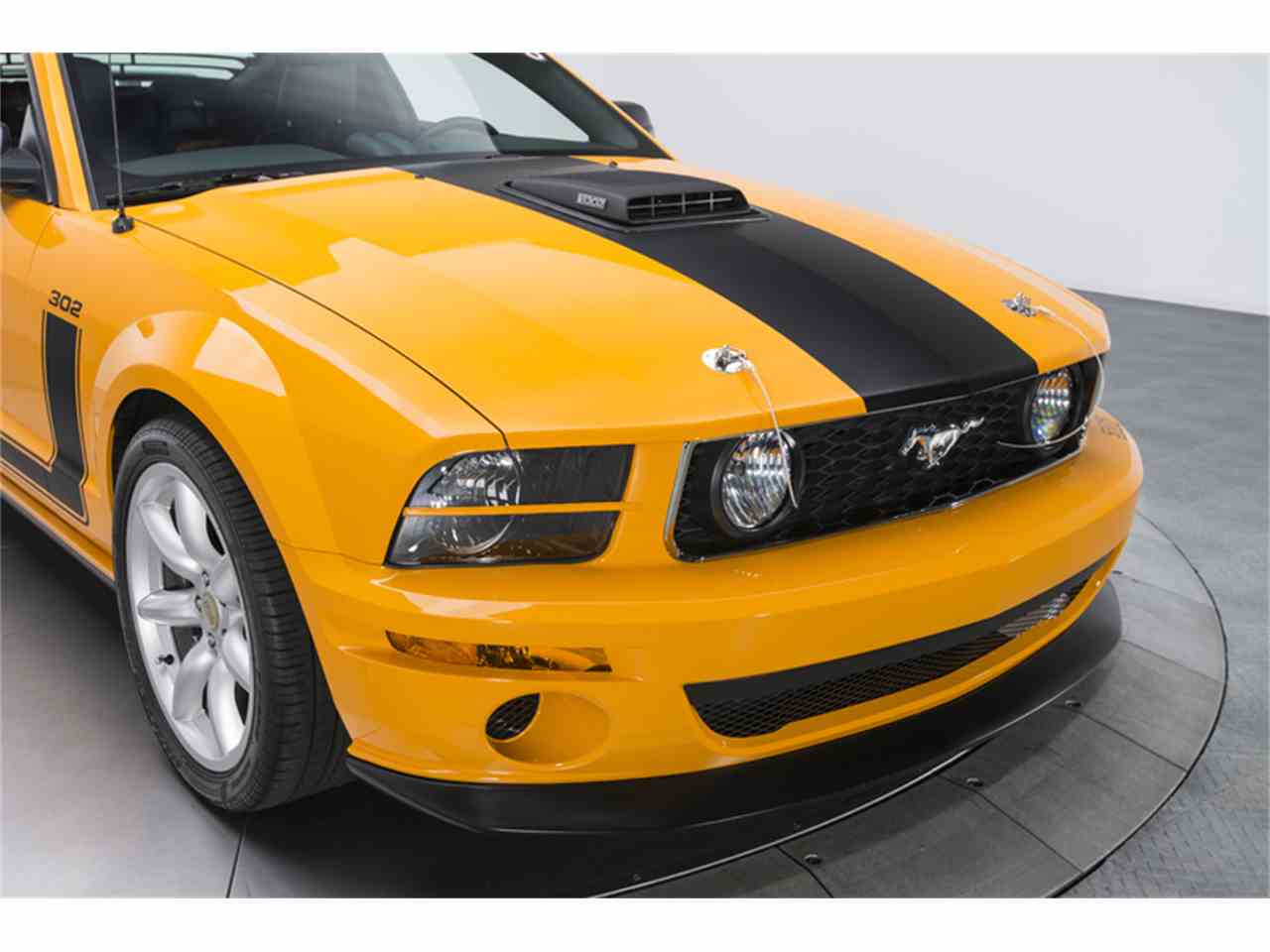 Large Picture of '07 Ford Mustang Offered by RK Motors Charlotte - LWIA
