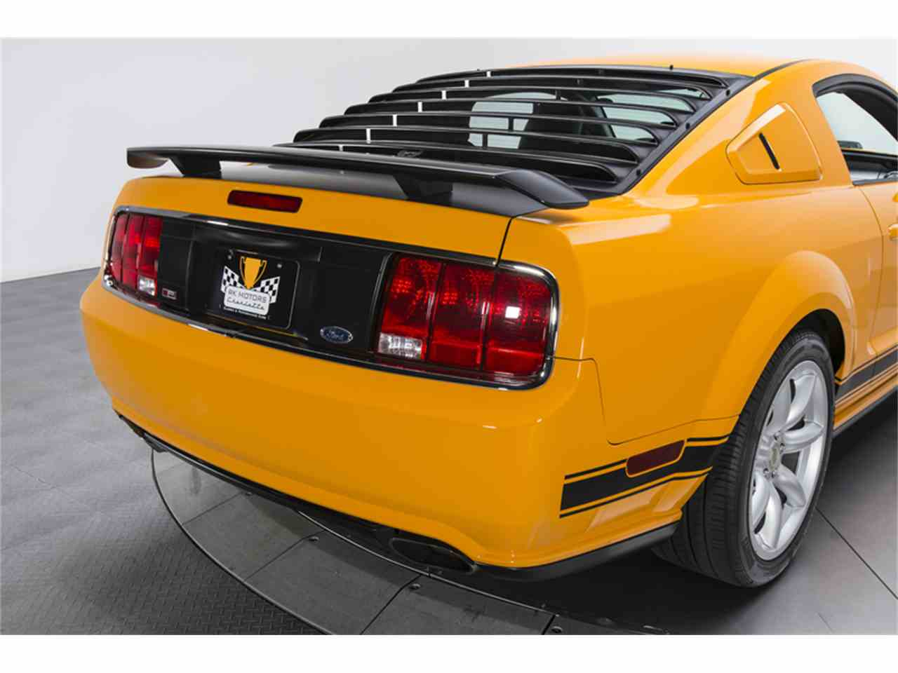 Large Picture of '07 Mustang - $42,900.00 Offered by RK Motors Charlotte - LWIA