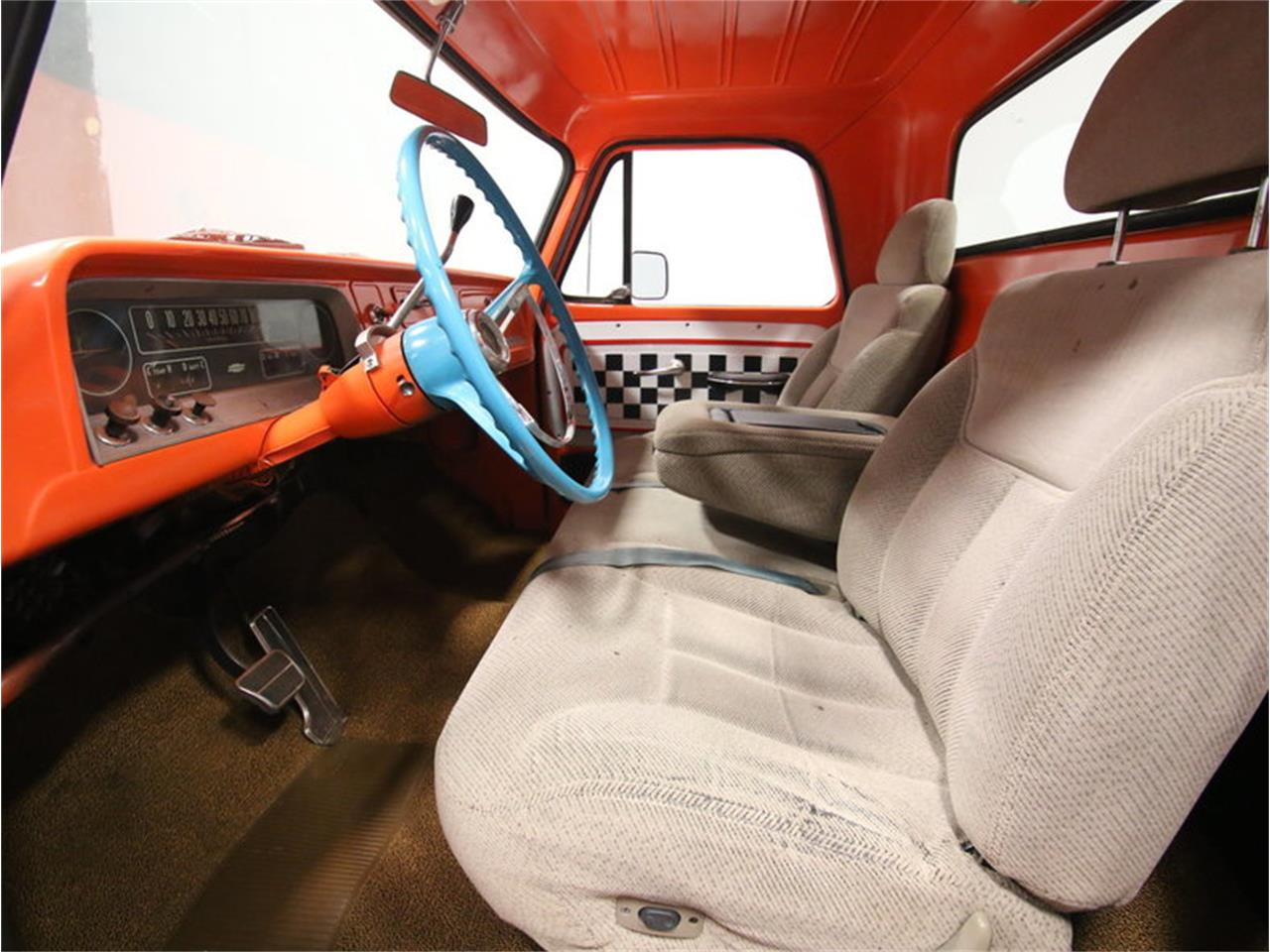 Large Picture of 1966 Chevrolet C10 located in Lithia Springs Georgia Offered by Streetside Classics - Atlanta - LV6N