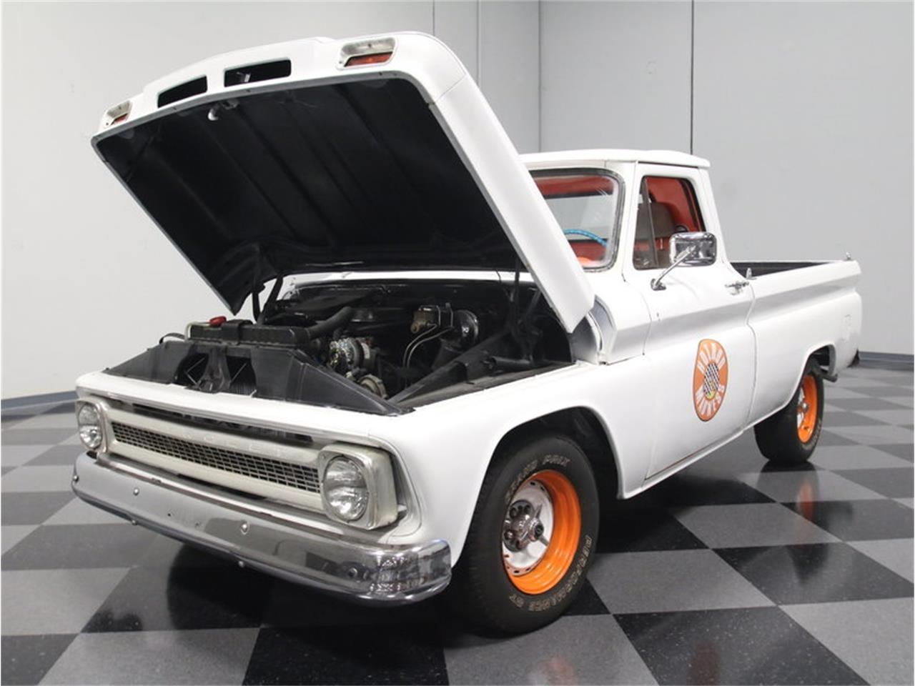 Large Picture of Classic '66 Chevrolet C10 located in Georgia - $17,995.00 Offered by Streetside Classics - Atlanta - LV6N