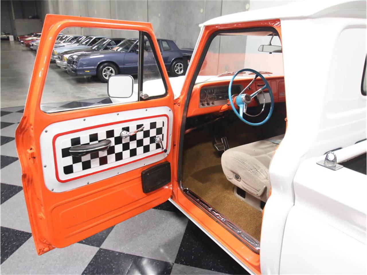 Large Picture of Classic '66 C10 located in Lithia Springs Georgia Offered by Streetside Classics - Atlanta - LV6N