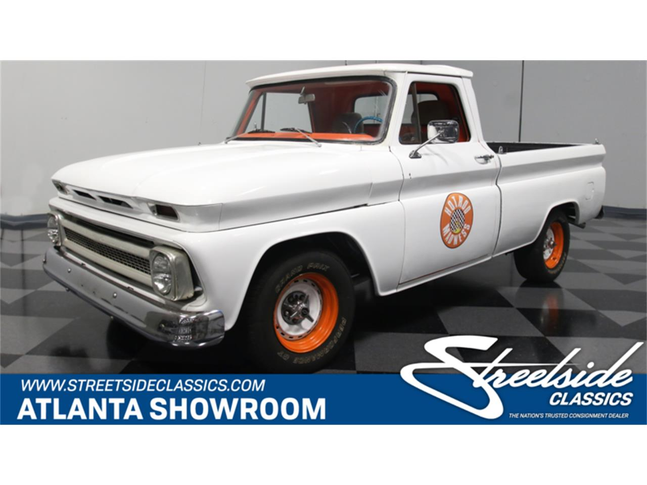 Large Picture of Classic 1966 C10 located in Lithia Springs Georgia - LV6N