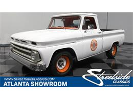 Picture of '66 Chevrolet C10 Offered by Streetside Classics - Atlanta - LV6N