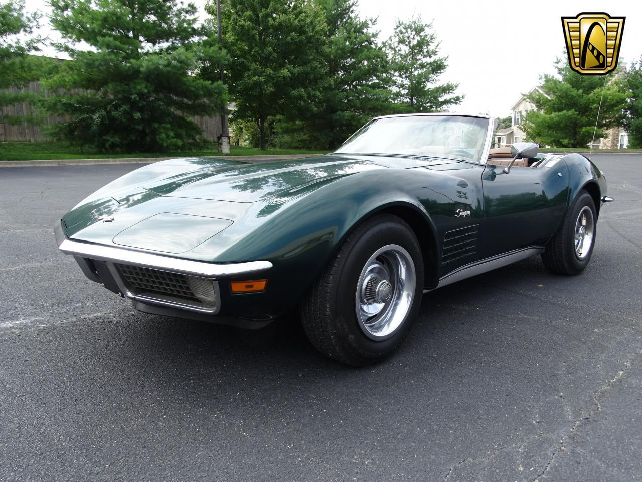 Large Picture of Classic 1971 Corvette - $29,595.00 Offered by Gateway Classic Cars - St. Louis - LWIG