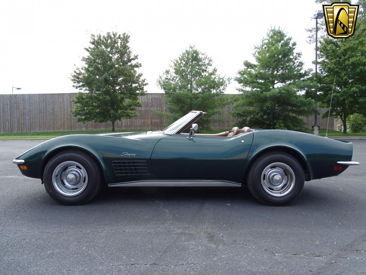 Large Picture of '71 Chevrolet Corvette - $29,595.00 Offered by Gateway Classic Cars - St. Louis - LWIG