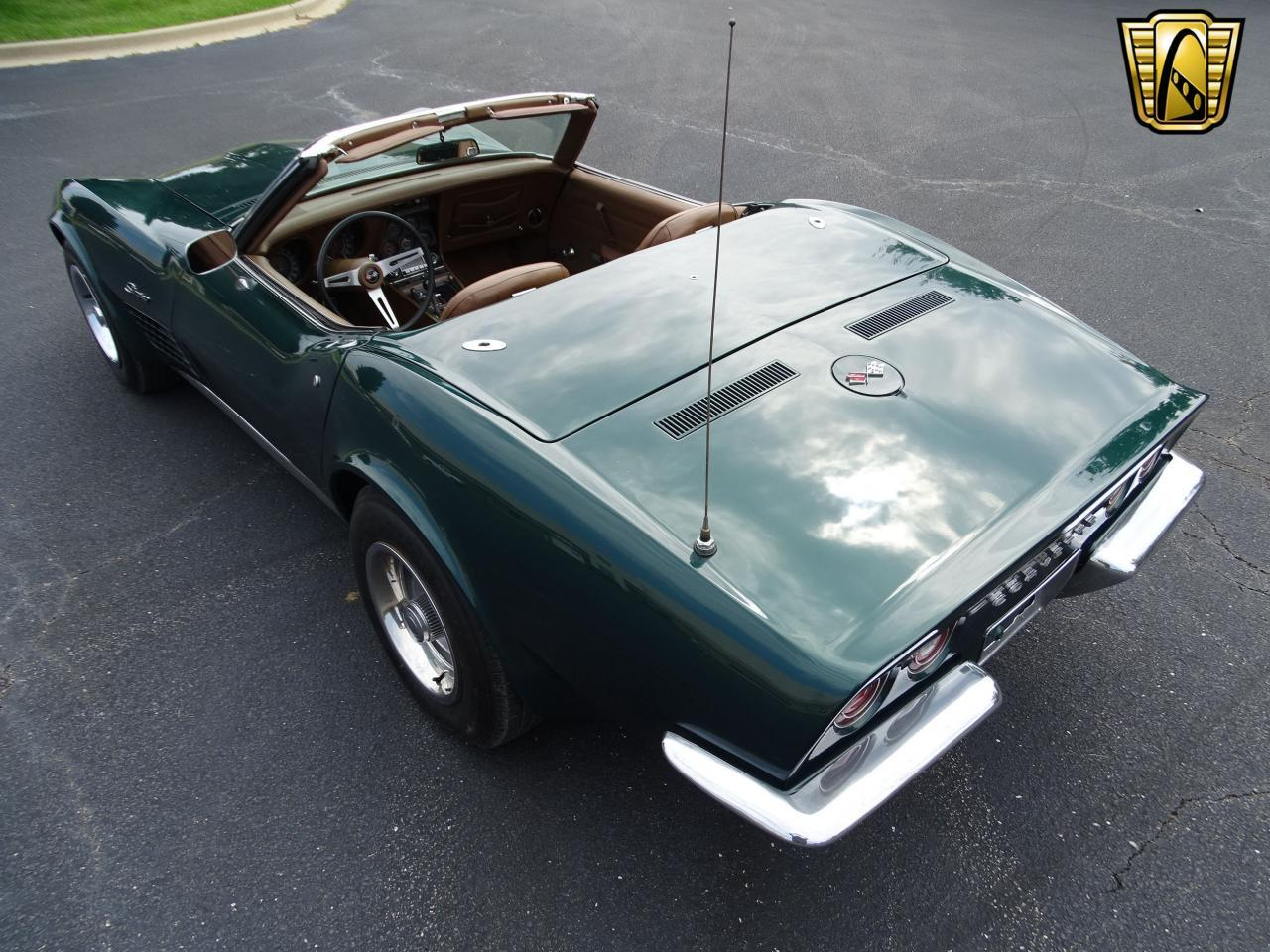 Large Picture of 1971 Chevrolet Corvette located in Illinois - $29,595.00 Offered by Gateway Classic Cars - St. Louis - LWIG