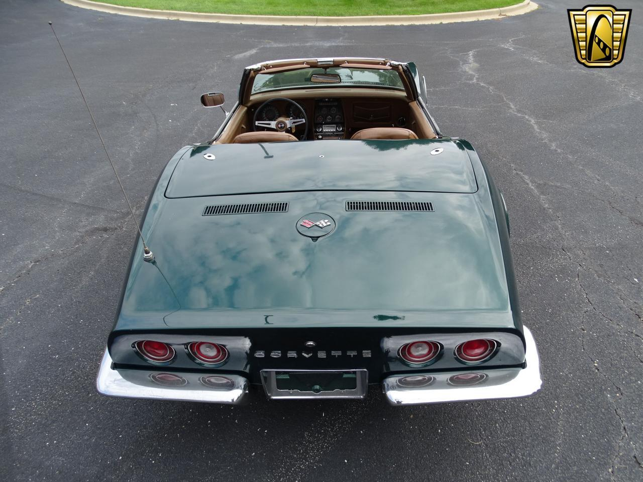 Large Picture of Classic 1971 Chevrolet Corvette located in Illinois - LWIG