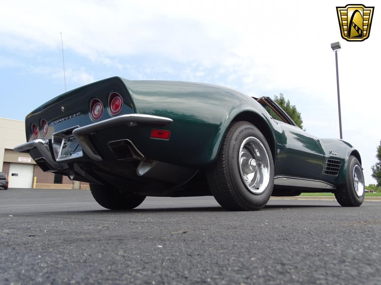 Large Picture of Classic '71 Chevrolet Corvette - $29,595.00 Offered by Gateway Classic Cars - St. Louis - LWIG