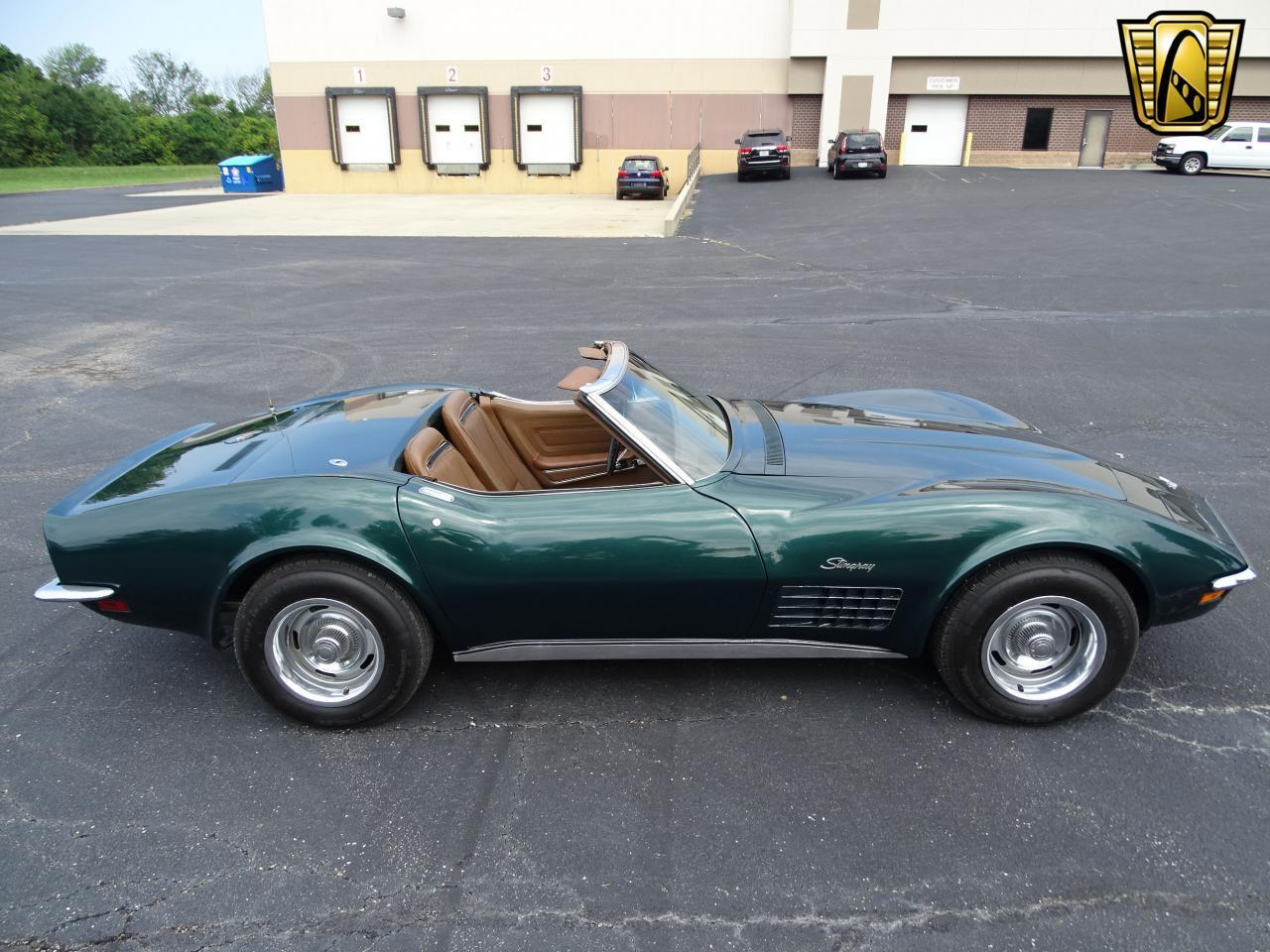 Large Picture of 1971 Corvette Offered by Gateway Classic Cars - St. Louis - LWIG