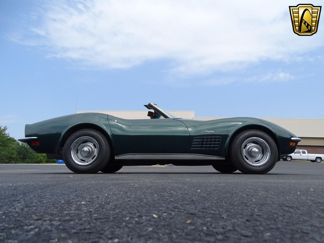 Large Picture of Classic 1971 Chevrolet Corvette located in O'Fallon Illinois Offered by Gateway Classic Cars - St. Louis - LWIG