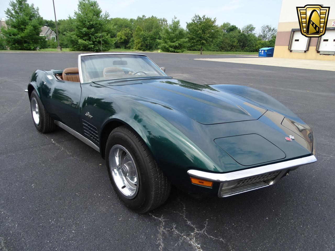 Large Picture of 1971 Chevrolet Corvette located in Illinois - $29,595.00 - LWIG