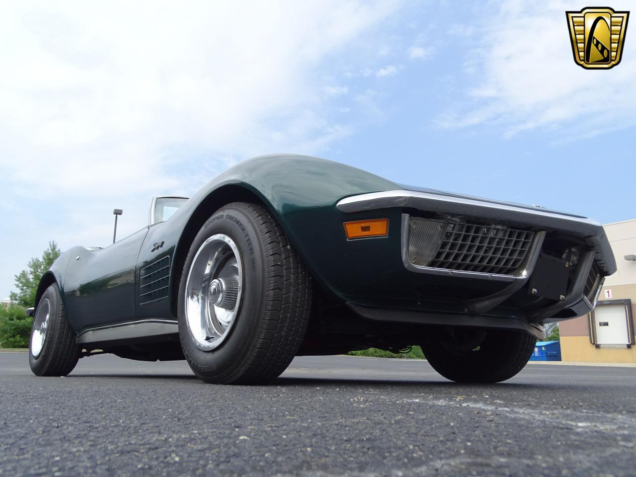 Large Picture of Classic 1971 Corvette located in O'Fallon Illinois Offered by Gateway Classic Cars - St. Louis - LWIG
