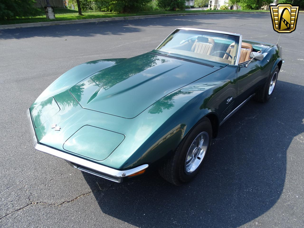 Large Picture of Classic 1971 Corvette located in Illinois - LWIG