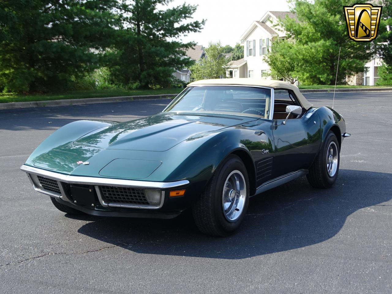 Large Picture of '71 Corvette located in Illinois - $29,595.00 - LWIG