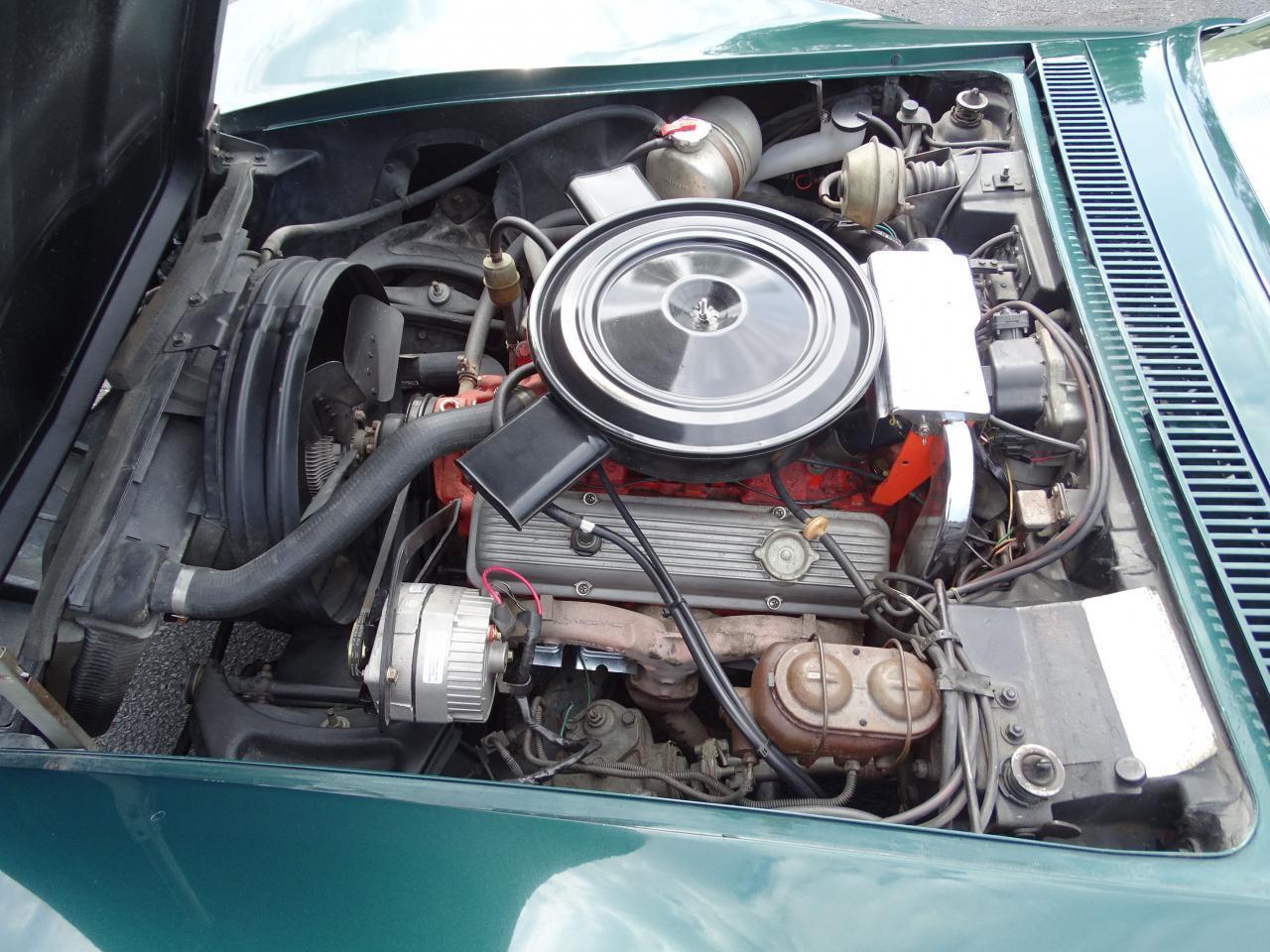 Large Picture of Classic 1971 Chevrolet Corvette - LWIG