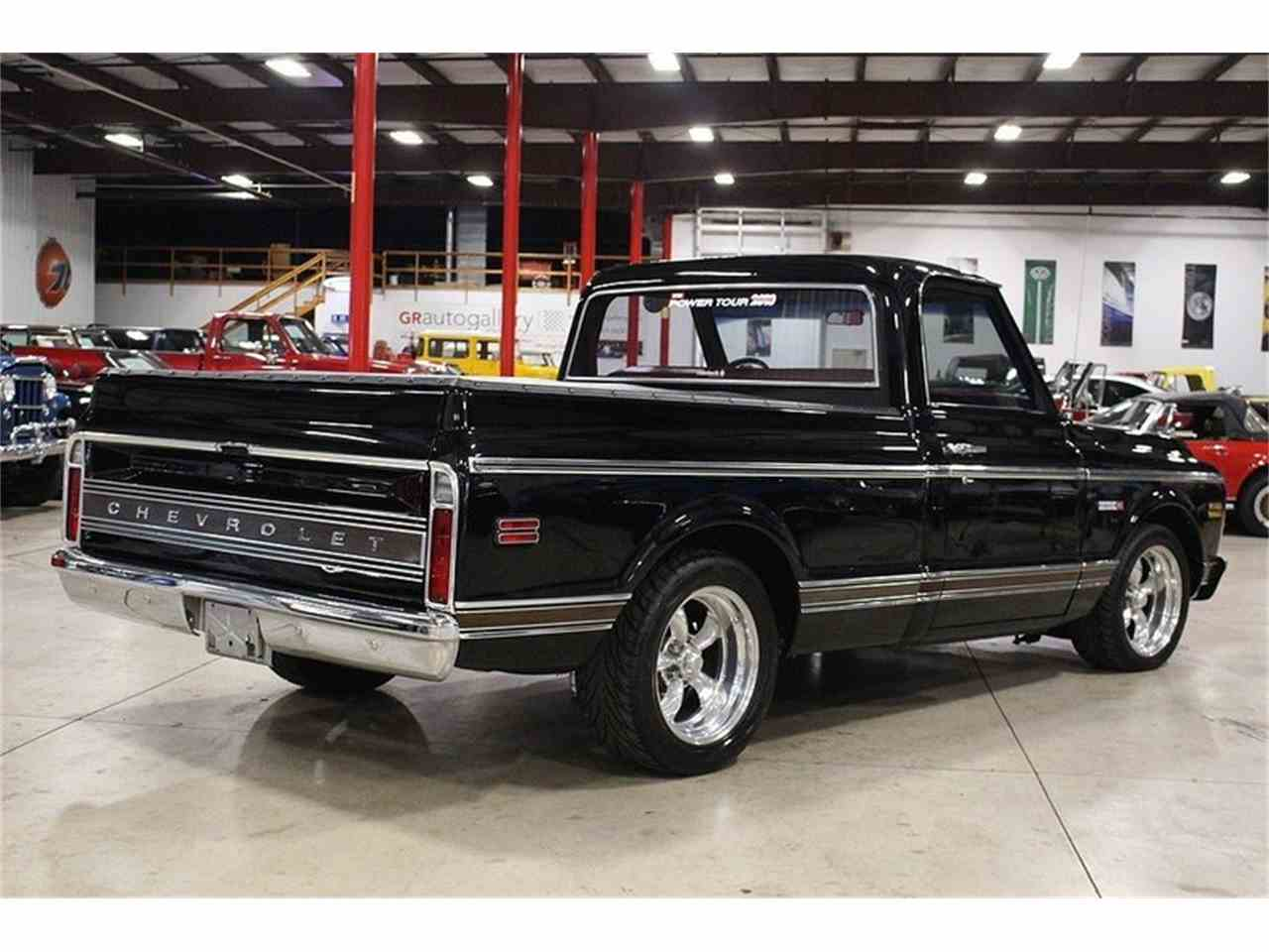 Large Picture of '72 C10 - LV6P