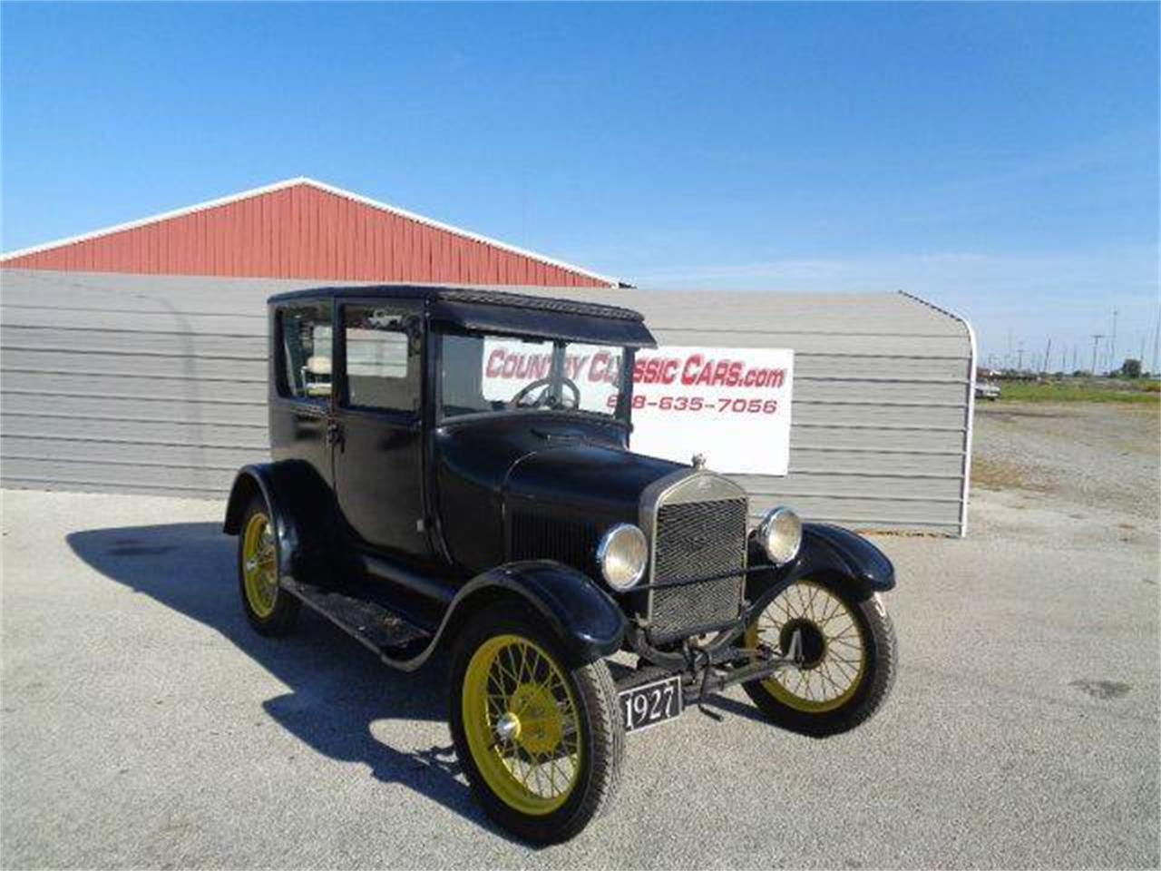 Large Picture of '27 Model T - LWIZ