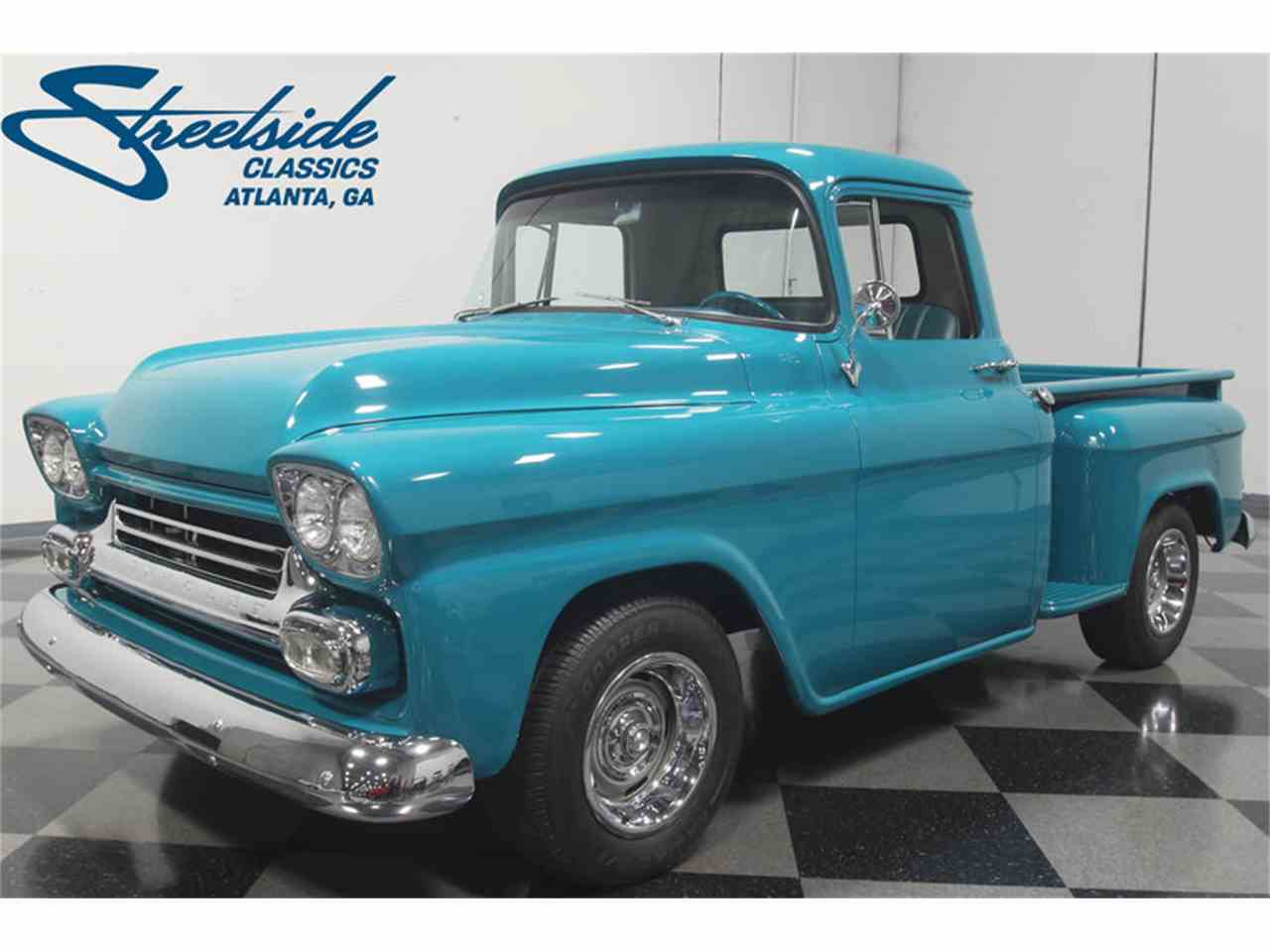 Large Picture of '59 Apache located in Lithia Springs Georgia - $34,995.00 Offered by Streetside Classics - Atlanta - LWJ0