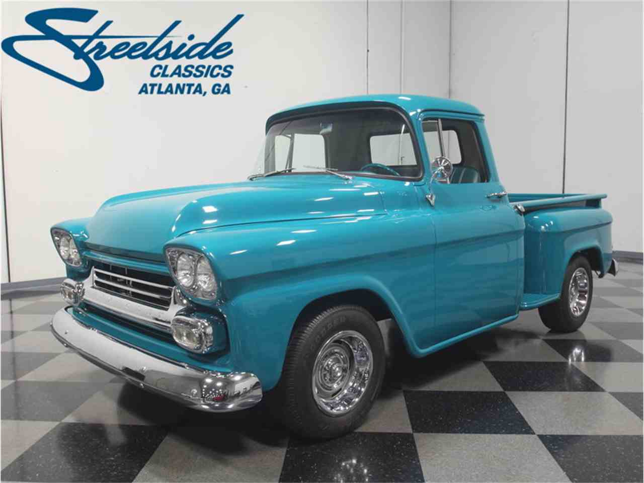 Large Picture of 1959 Apache located in Georgia Offered by Streetside Classics - Atlanta - LWJ0