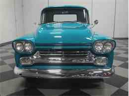 Picture of '59 Chevrolet Apache - $34,995.00 Offered by Streetside Classics - Atlanta - LWJ0
