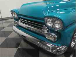 Picture of Classic '59 Chevrolet Apache - $34,995.00 Offered by Streetside Classics - Atlanta - LWJ0