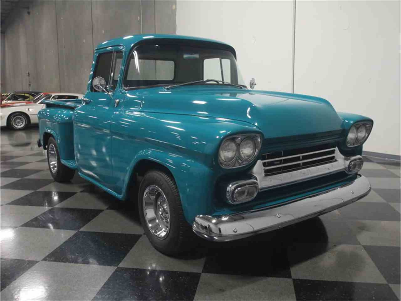Large Picture of Classic 1959 Chevrolet Apache Offered by Streetside Classics - Atlanta - LWJ0