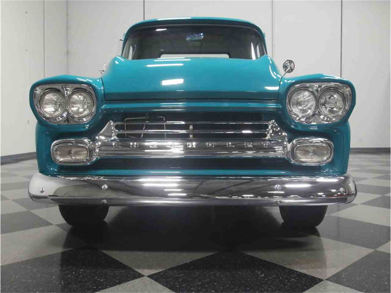 Large Picture of '59 Chevrolet Apache located in Georgia - $34,995.00 - LWJ0