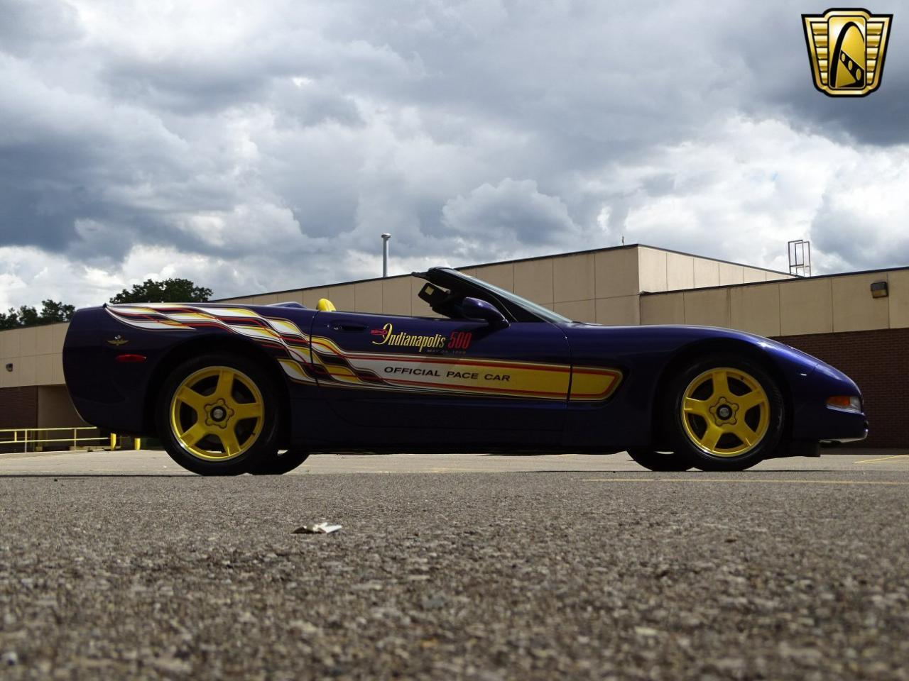 Large Picture of '98 Corvette - LWJ1