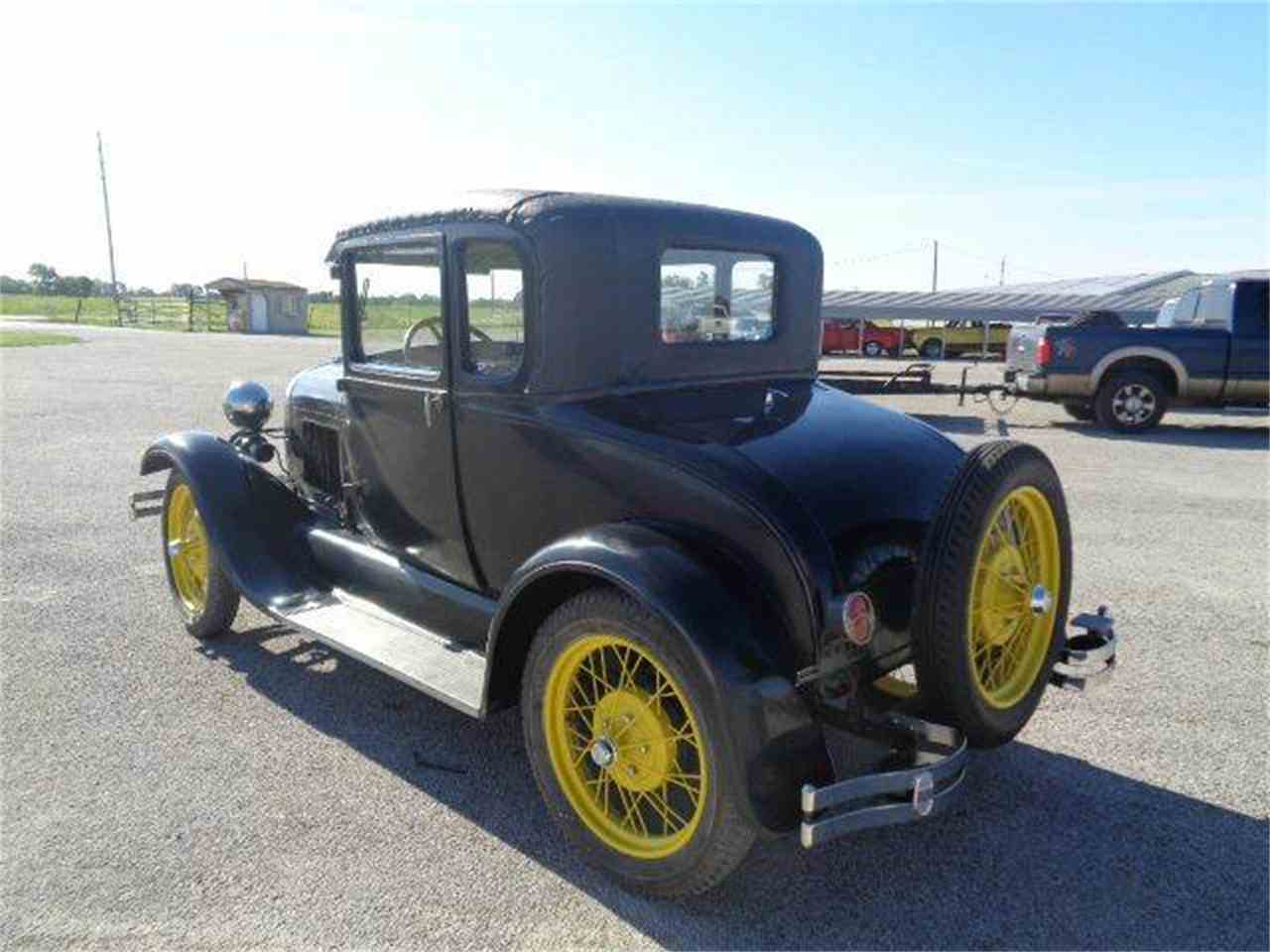 Large Picture of '28 Model A - LWJ2