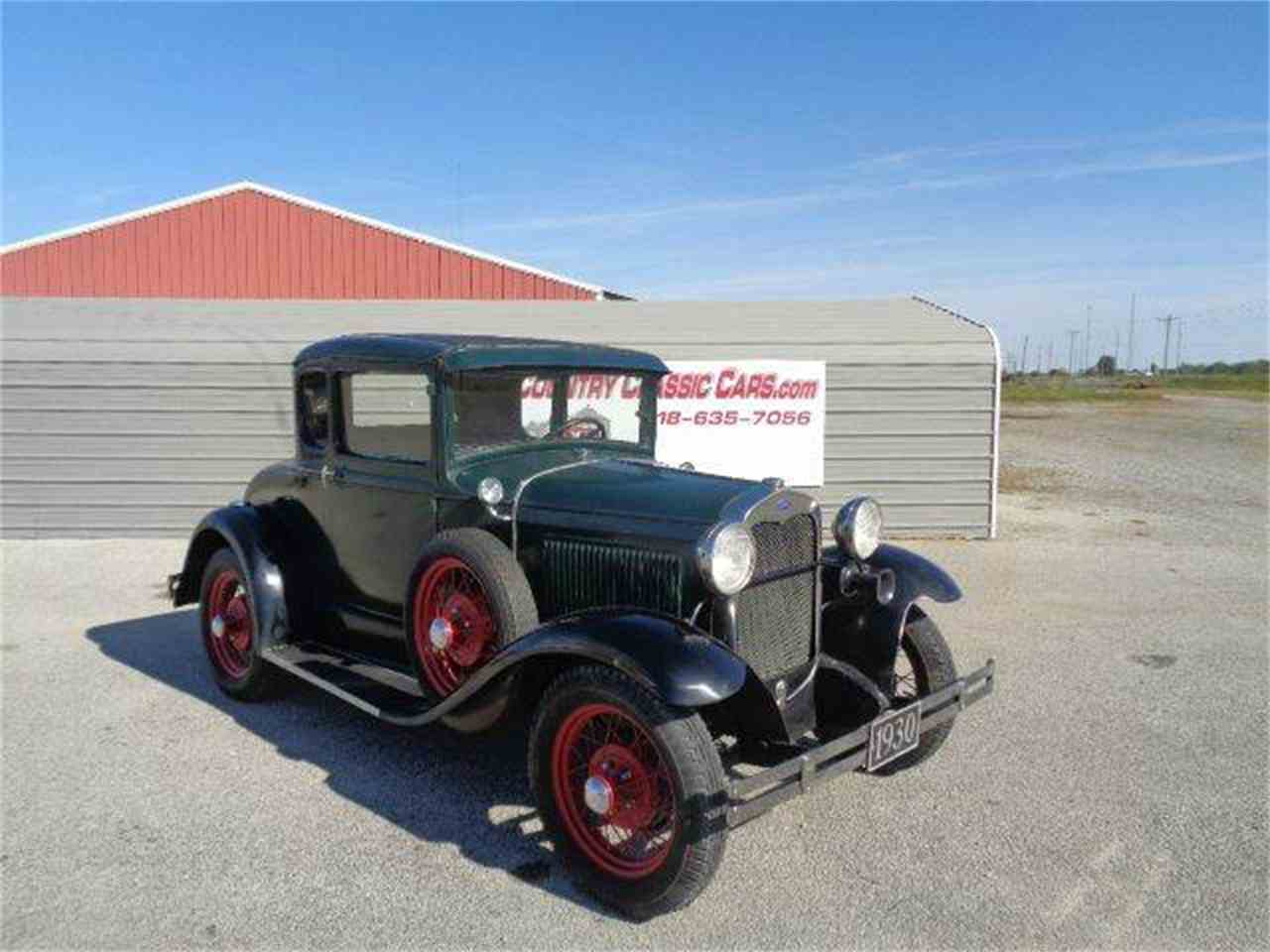 Large Picture of '30 Model A - LWJ5