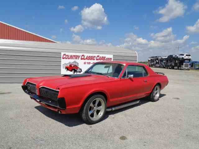 Picture of Classic '67 Mercury Cougar - $12,850.00 Offered by  - LWJ7