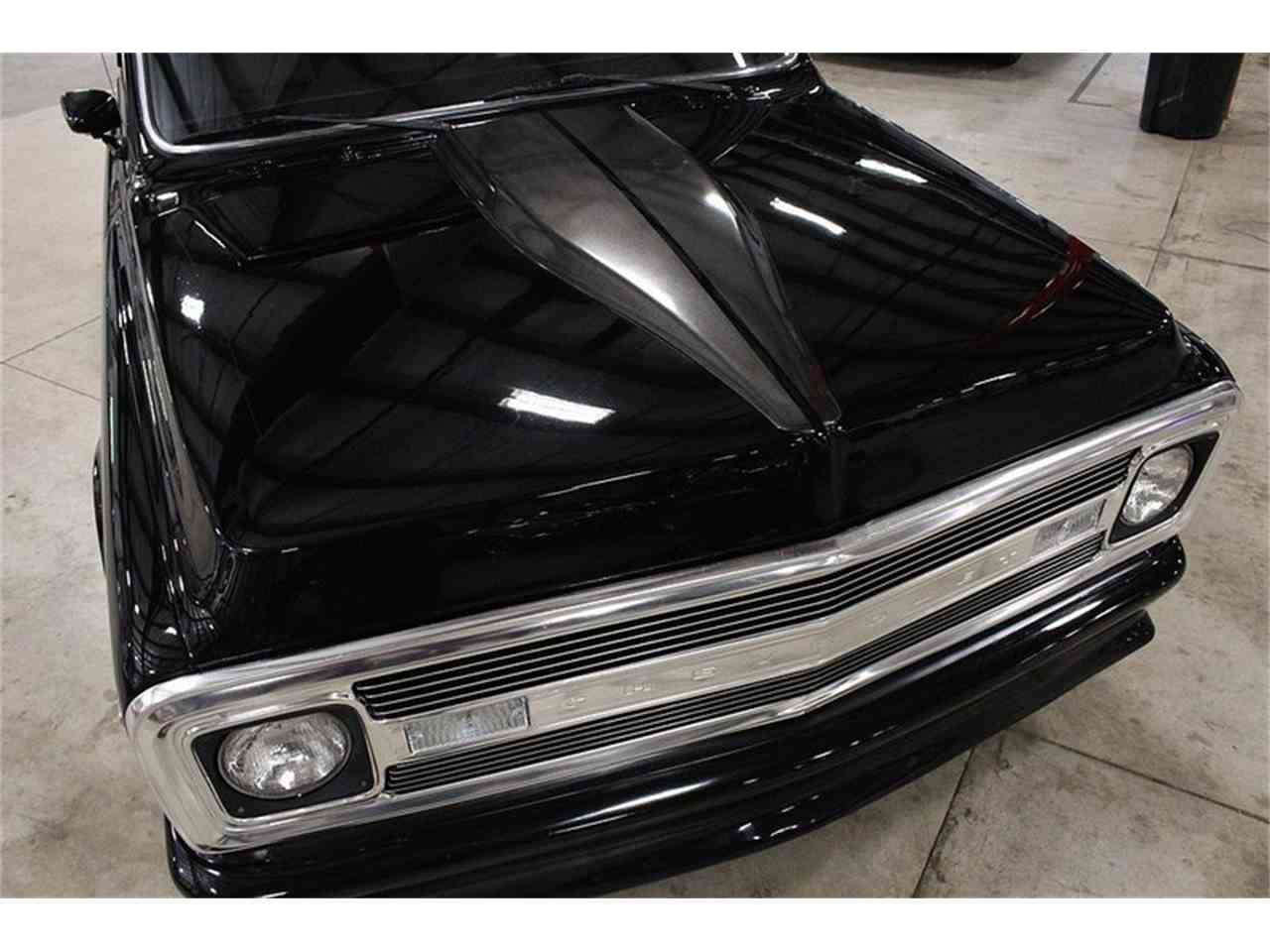 Large Picture of Classic '69 Chevrolet C10 located in Michigan Offered by GR Auto Gallery - LV6Q