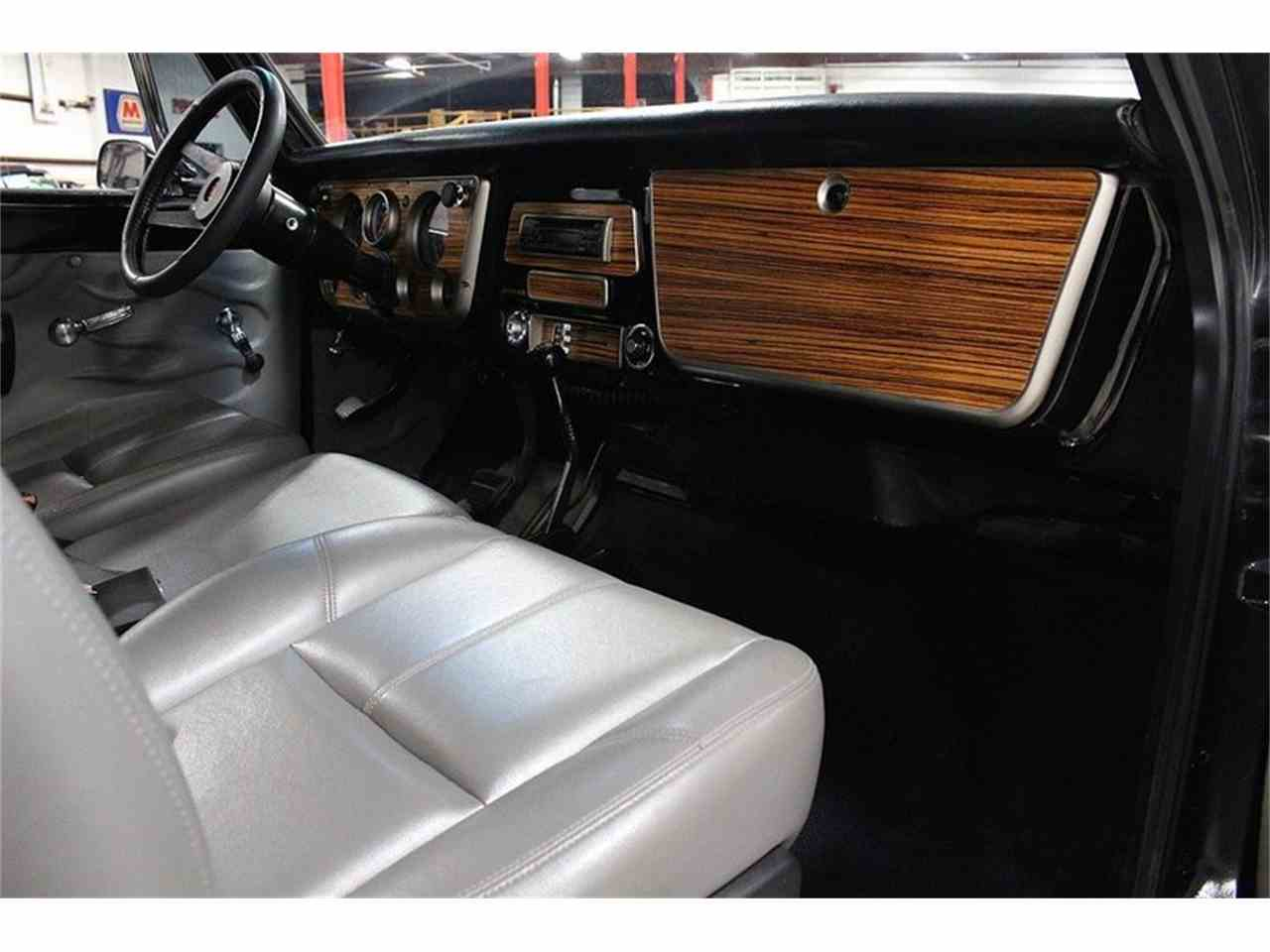 Large Picture of '69 Chevrolet C10 located in Kentwood Michigan - $19,900.00 Offered by GR Auto Gallery - LV6Q