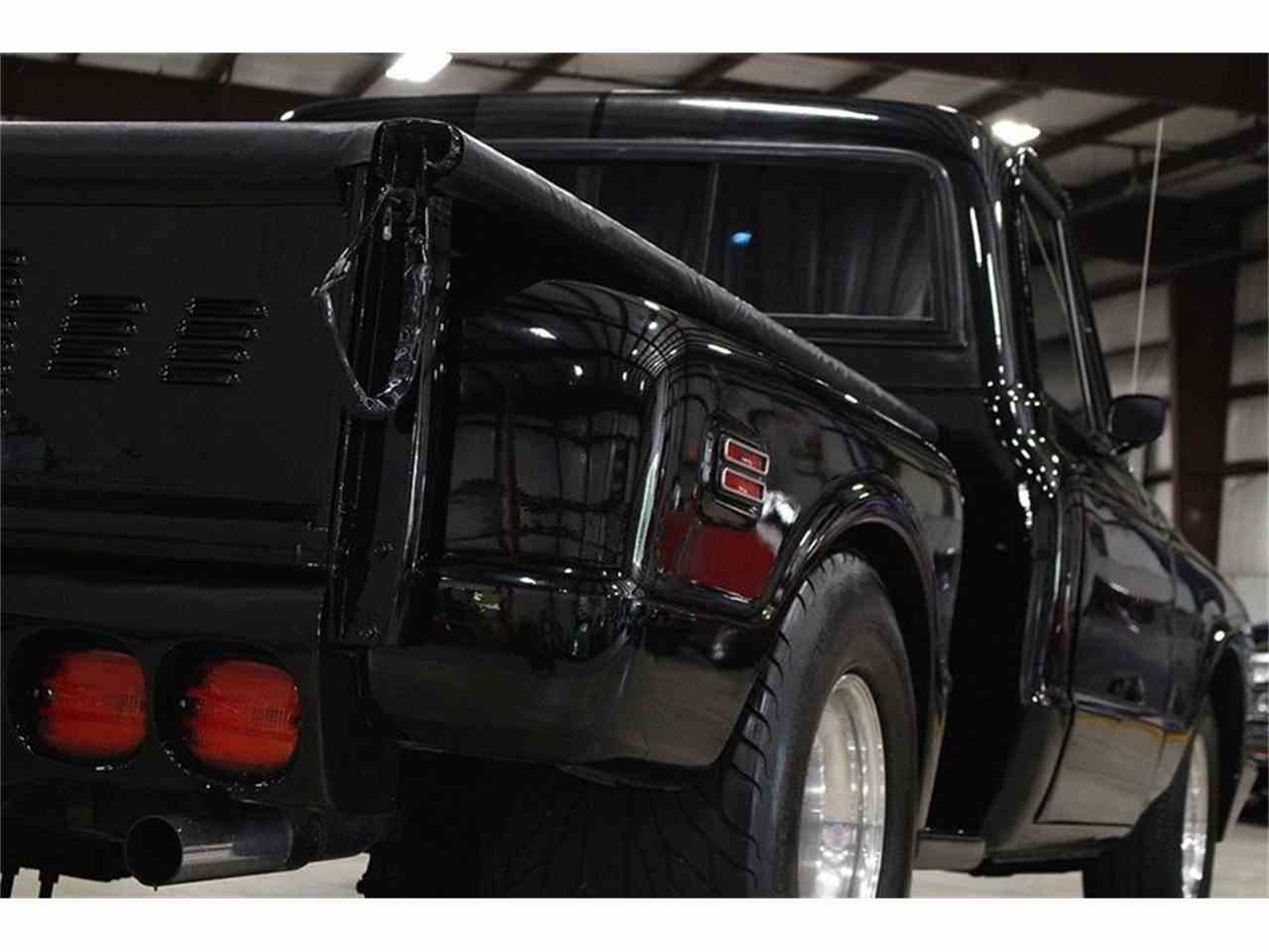 Large Picture of 1969 C10 located in Michigan - $19,900.00 Offered by GR Auto Gallery - LV6Q