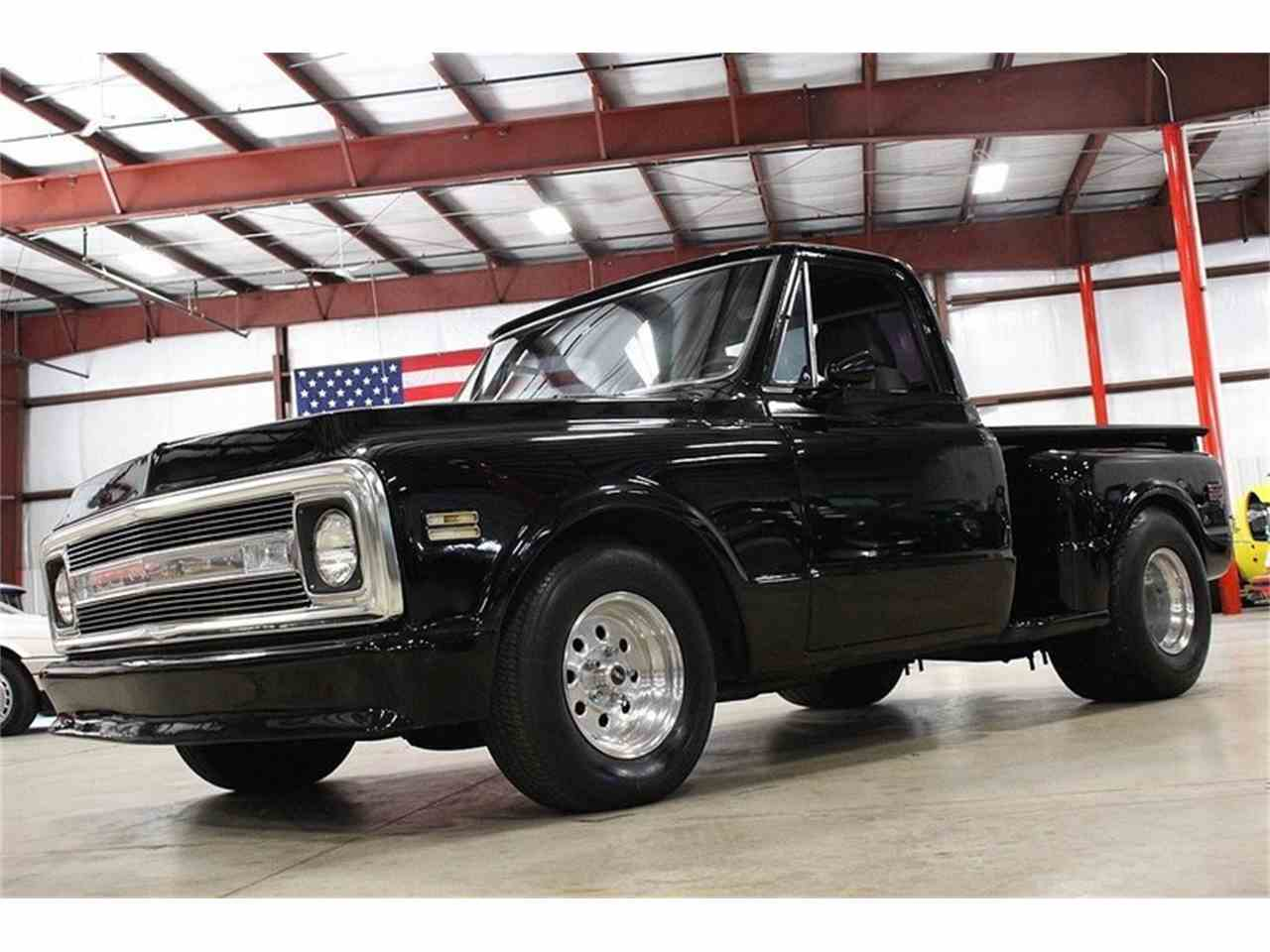 Large Picture of '69 Chevrolet C10 Offered by GR Auto Gallery - LV6Q