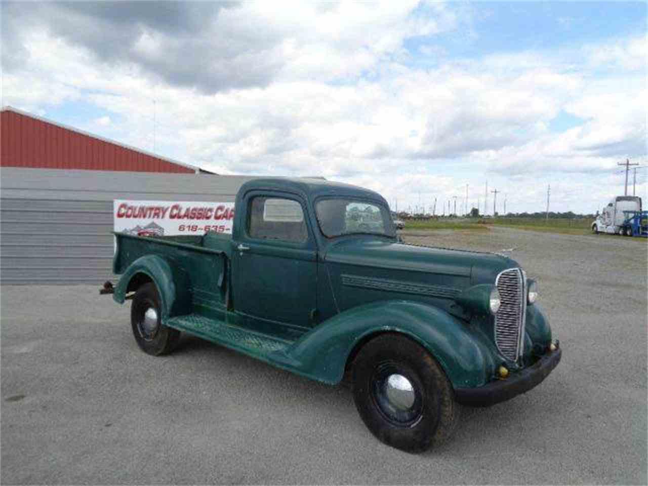 1938 Dodge Pickup for Sale   ClicCars.com   CC-1021940